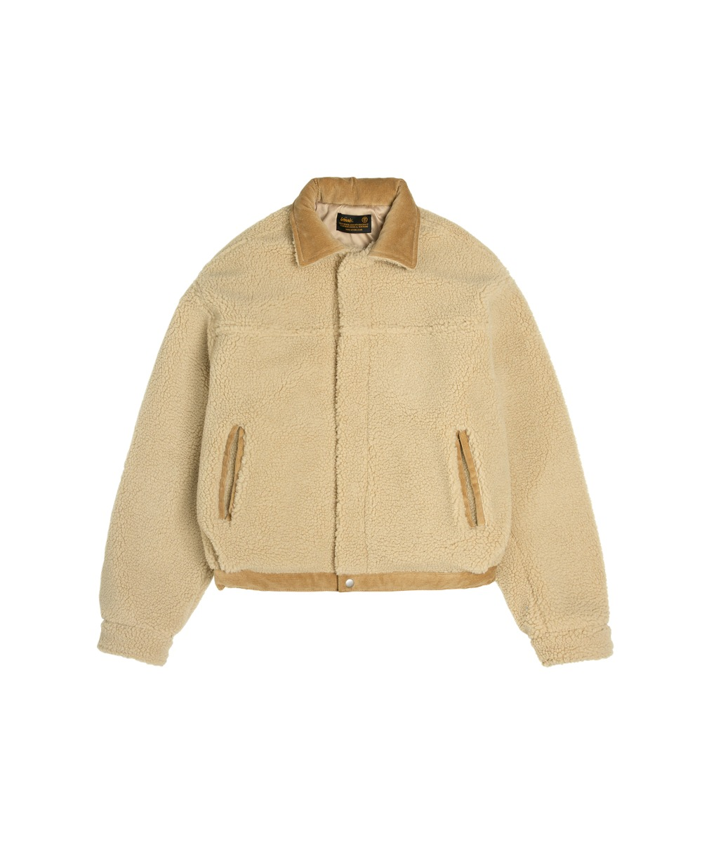 [11/25 발송]VJ-1010 Woolly heavy Jacket